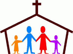 Welcome to our family of faith clipart graphic free stock Faith Formation Registration | St. Joseph\'s Church ... graphic free stock