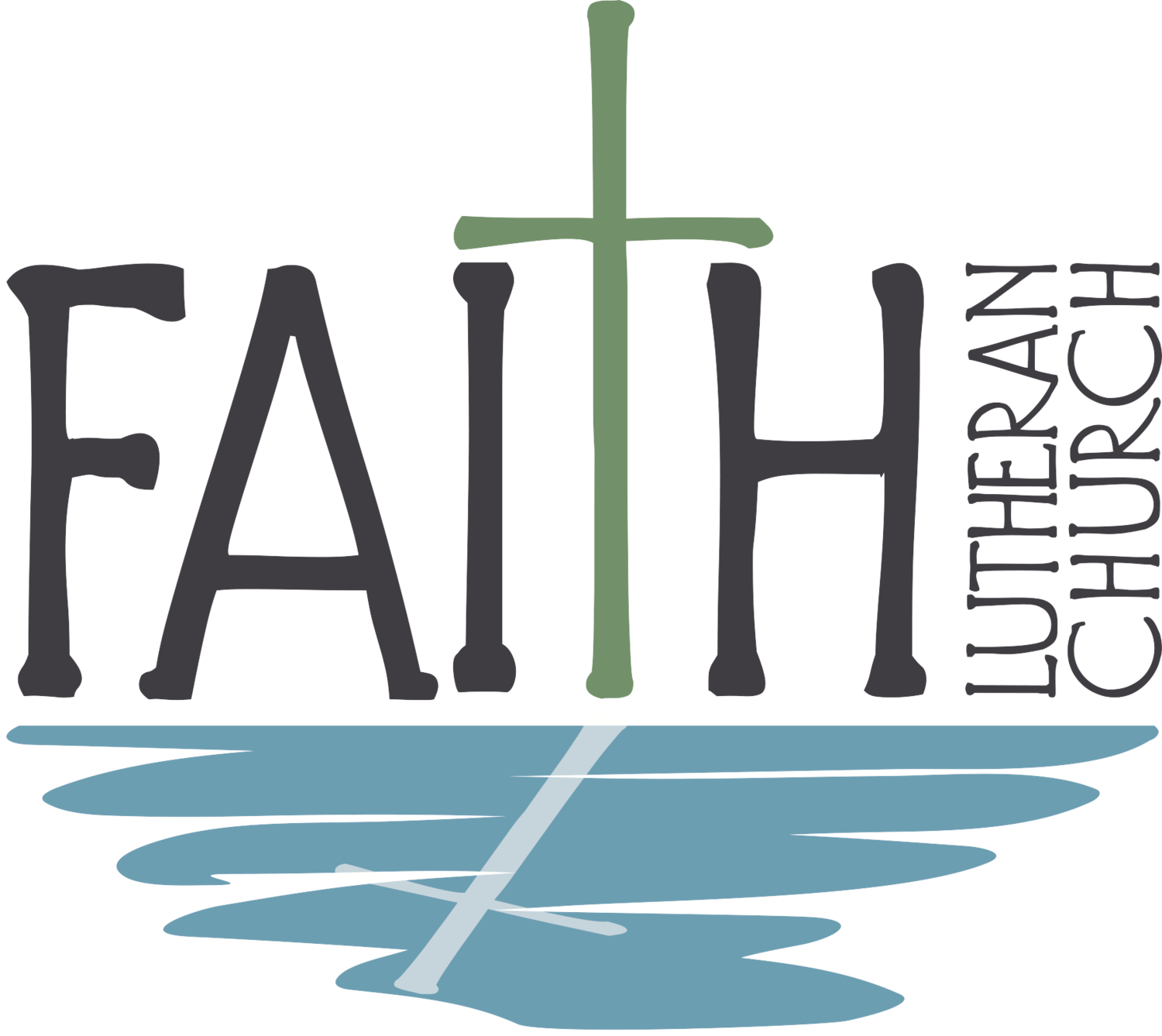 Welcome to our family of faith clipart clipart transparent stock Faith Lutheran Church clipart transparent stock
