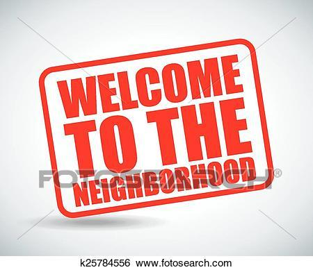 Welcome to the neighborhood clipart banner royalty free stock Welcome to the neighborhood clipart 5 » Clipart Portal banner royalty free stock