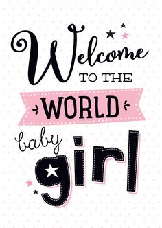 Welcome to the world baby girl clipart png royalty free download 935 Best Congratulations images in 2019   Baby drawing ... png royalty free download