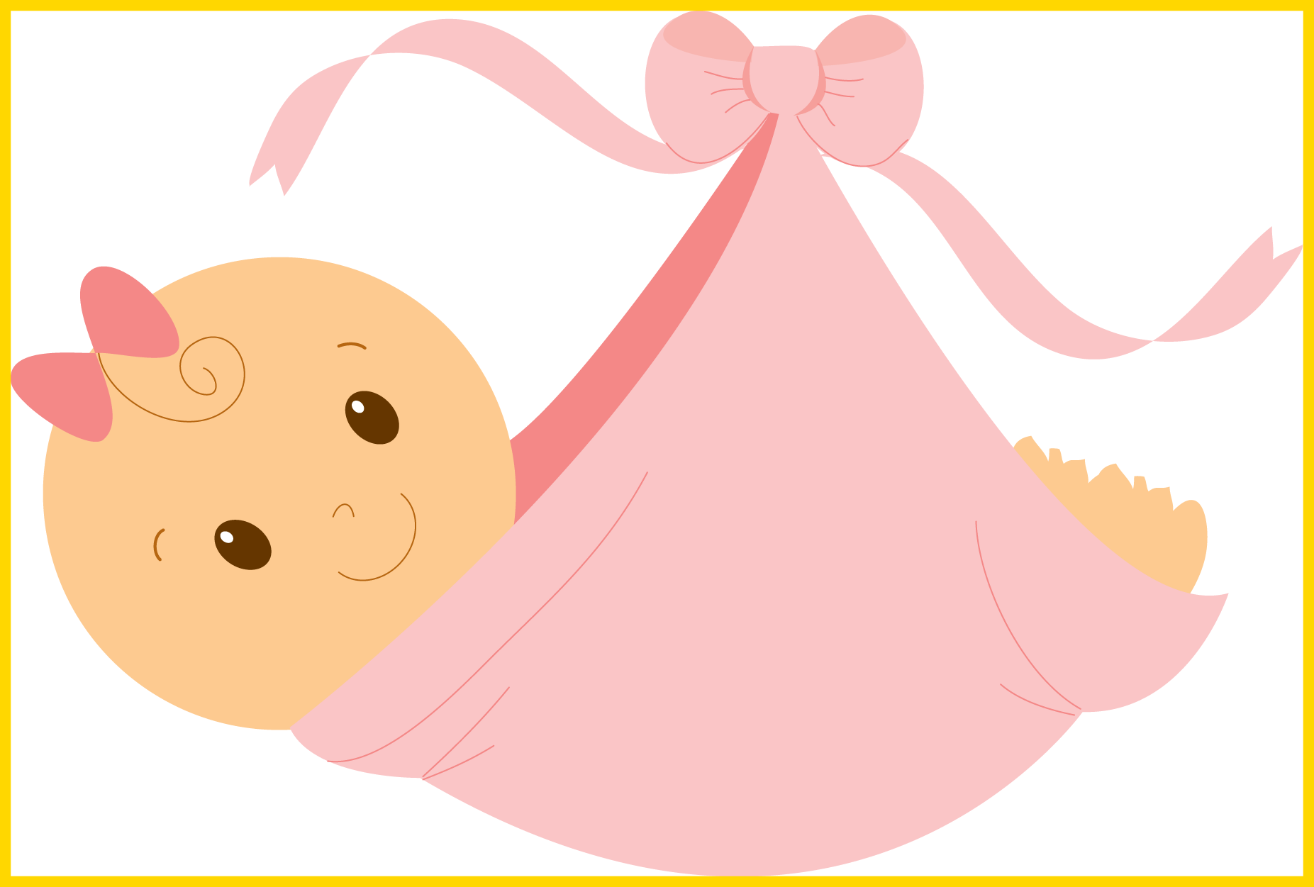 Welcome to the world clipart clipart library stock Shocking Pink Baby Dress Clipart Ideas Para El Hogar ... clipart library stock