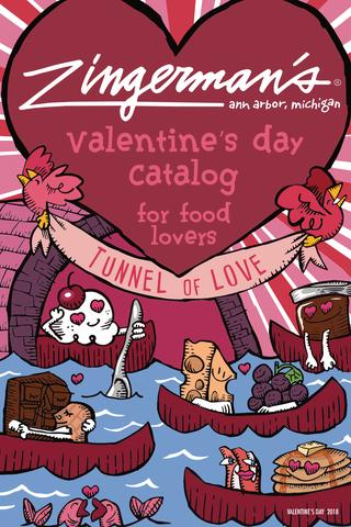 Welcome valentine retreat clipart image royalty free library Zingerman\'s Valentine\'s Day Catalog 2018 by Zingerman\'s Mail ... image royalty free library