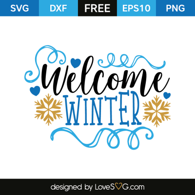 Welcome winter clipart clipart transparent library Free PNG Images & Free Vectors Graphics PSD Files - DLPNG.com clipart transparent library