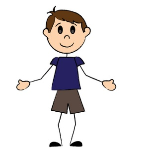 Welcoming person clipart clipart free download Welcome Clipart Image Stick Figure Boy Welcoming You - Free ... clipart free download
