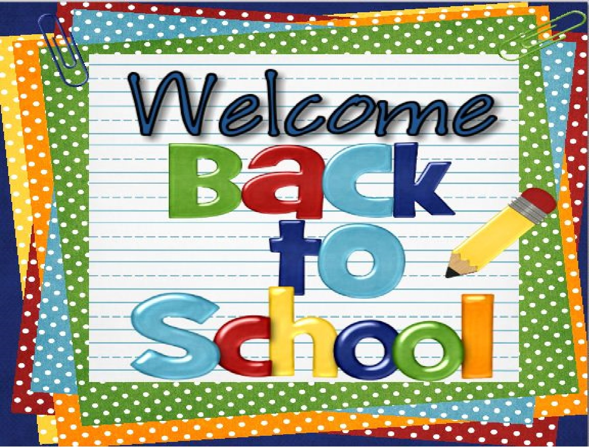 School welcome back clipart banner free download 40 Adorable Welcome Back To School Pictures And Images banner free download