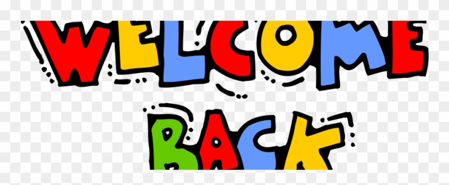 School welcome back clipart image transparent Welcome Back - Welcome Back To After School Clipart ... image transparent