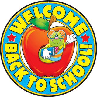 Welcomr back to school clipart image download Pin by Sebastian Michaelis on School Bulletin Board ... image download