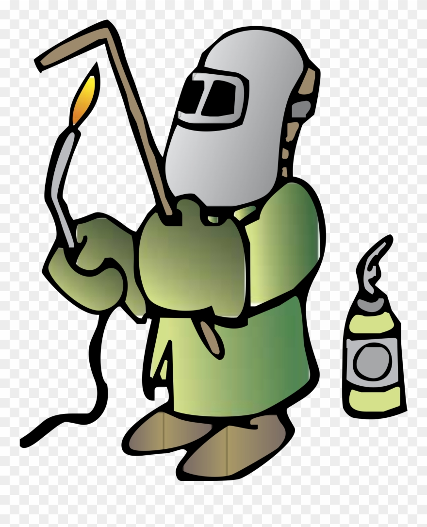 Welding clipart vector black and white Welding Clipart Transparent - Welding Cartoon Png (#201903 ... vector black and white