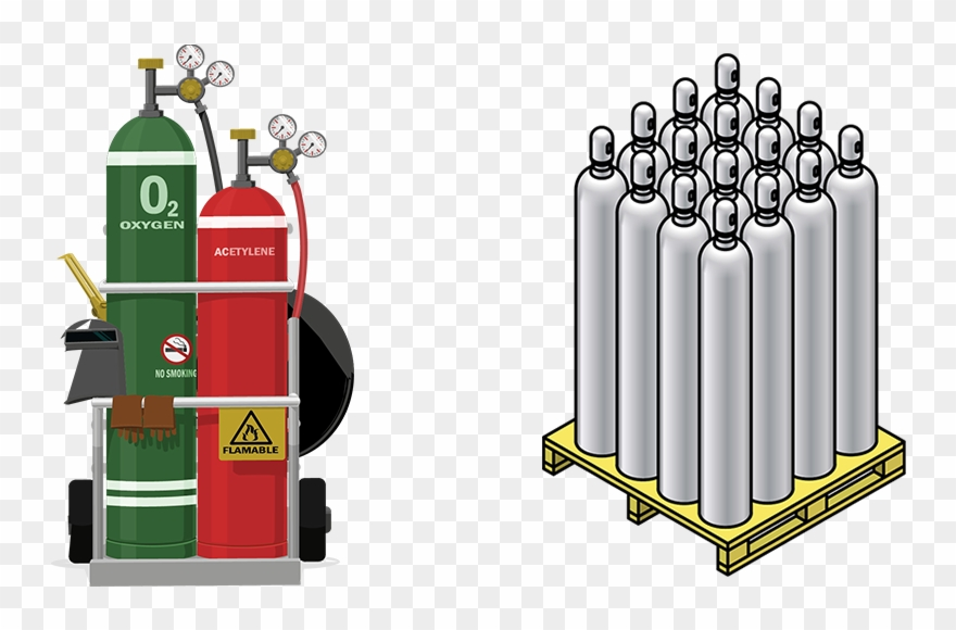 Welding oxygen tank clipart graphic transparent library One Worth Mentioning Is The - Oxy-fuel Welding And Cutting ... graphic transparent library