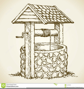 Well clipart in public domain graphic freeuse library Wishing Well Clipart | Free Images at Clker.com - vector ... graphic freeuse library