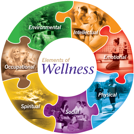 Wellness wheel clipart clipart download Health and Wellness Clip Art | Seven Dimensions Of Health ... clipart download