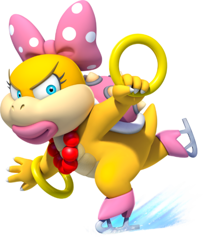 Wendy o koopa clipart picture library download Wendy O. Koopa | MarioWiki | FANDOM powered by Wikia picture library download