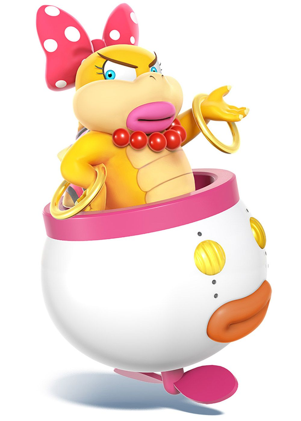 Wendy o koopa clipart png black and white Wendy O. Koopa - Characters & Art - Super Smash Bros. for ... png black and white