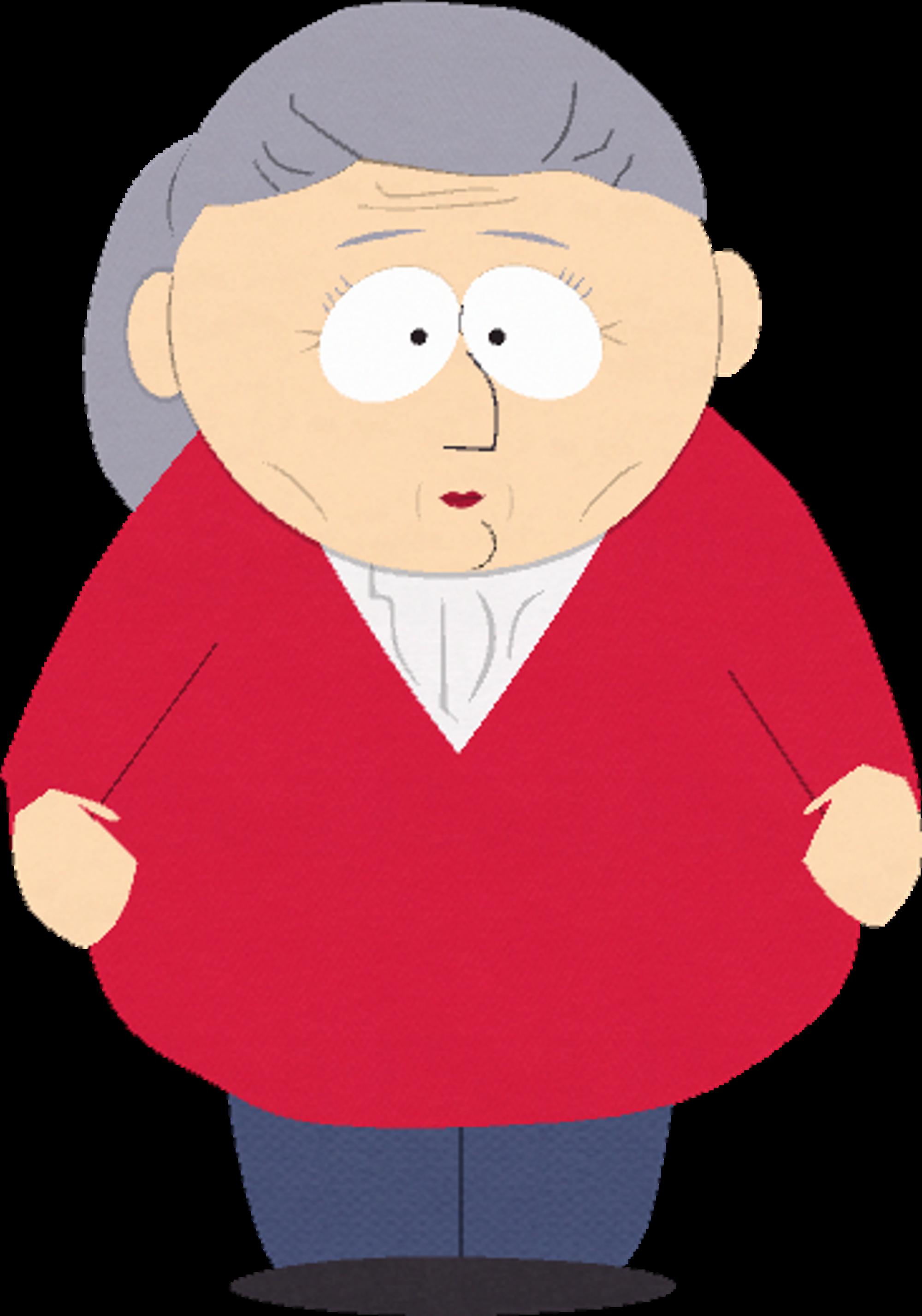 Wendy testaburger clipart royalty free download Grandma Testaburger   South Park Archives   FANDOM powered ... royalty free download