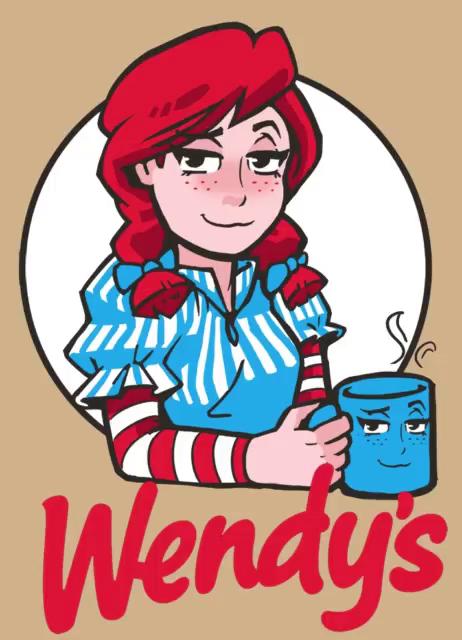 Wendys dave thomas clipart vector transparent library Wendys GIFs | Tenor vector transparent library