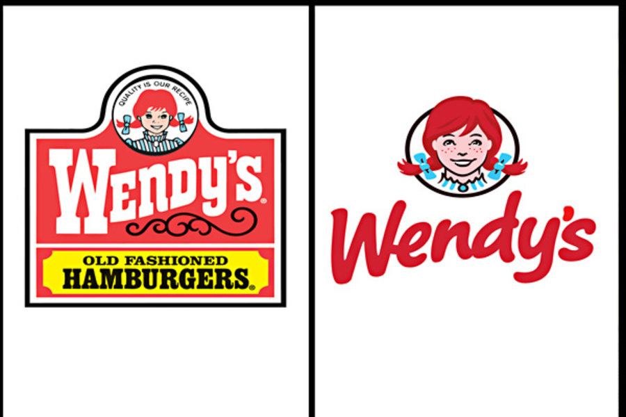 Wendys dave thomas clipart clipart royalty free stock Wendy\'s logo gets a makeover. The pigtails stay. - CSMonitor.com clipart royalty free stock