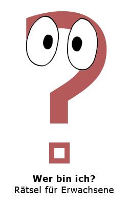 Wer bin ich clipart svg free Wer bin ich? - Rätselspiel für Kinder und Erwachsene svg free