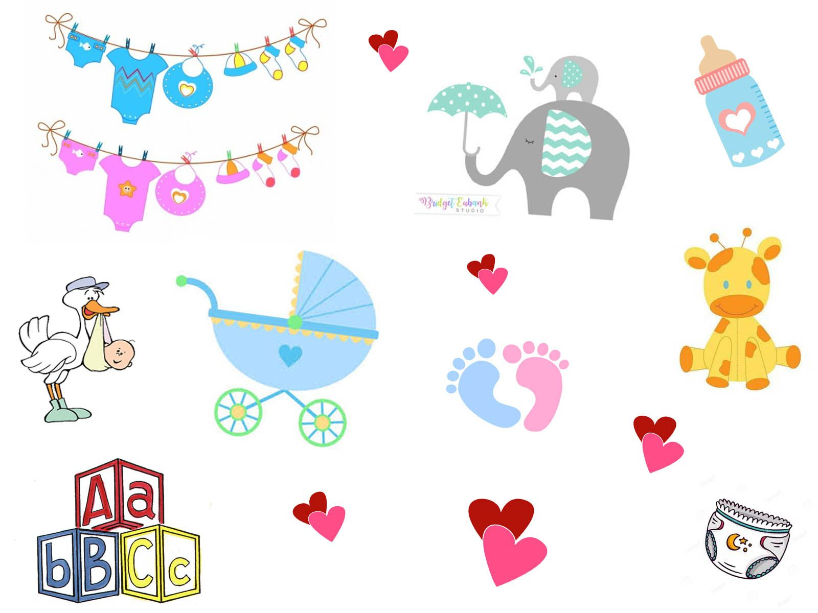 We-re expecting clipart royalty free download It\'s a Baby! royalty free download