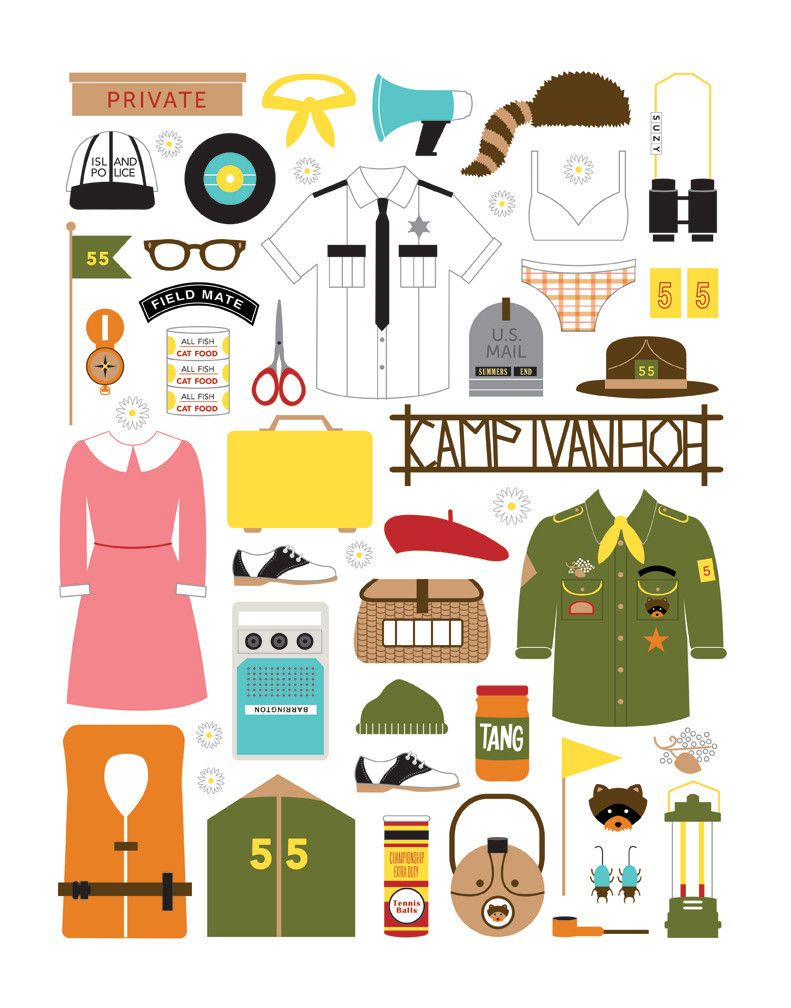 """Wes anderson clipart png library library cussyeah-wesanderson: Emily Dumas """"Dear Sam, Dear Suzy"""" This ... png library library"""