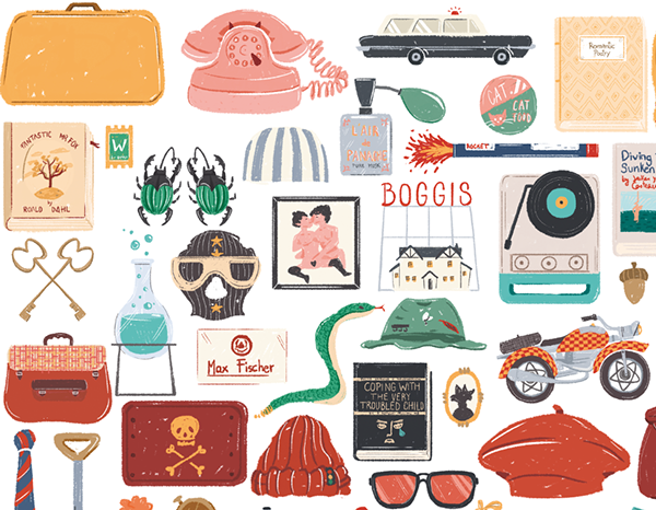 Wes anderson clipart picture freeuse library Wes Anderson Set on Student Show picture freeuse library