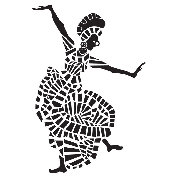 West african clipart svg free West african dance clipart - Clip Art Library svg free