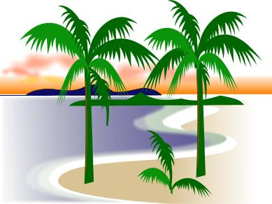 West palm beach clipart picture download Brigitte Vector Art: Free Clipart, Florida, Palms, Nature ... picture download