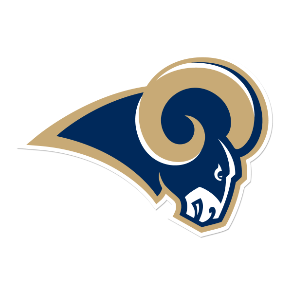 West st john rams football clipart royalty free stock NFL draft lounge: St. Louis Rams - AXS royalty free stock