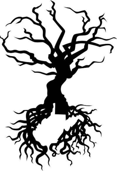West virginia roots clipart clip library library WV Tree Tat by thedaisycutter | Tattoo Ideas | Virginia ... clip library library