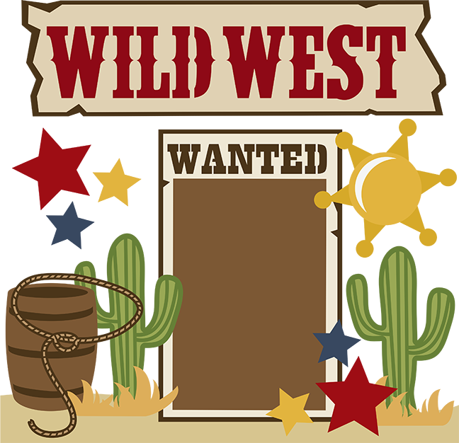 Wild west star clipart free jpg library Wild West SVG Collection svg files for scrapbooking free svg files ... jpg library