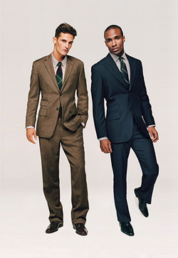 Western business attire clipart graphic Business Attire for Men - Forest Hills Northern Model United ... graphic