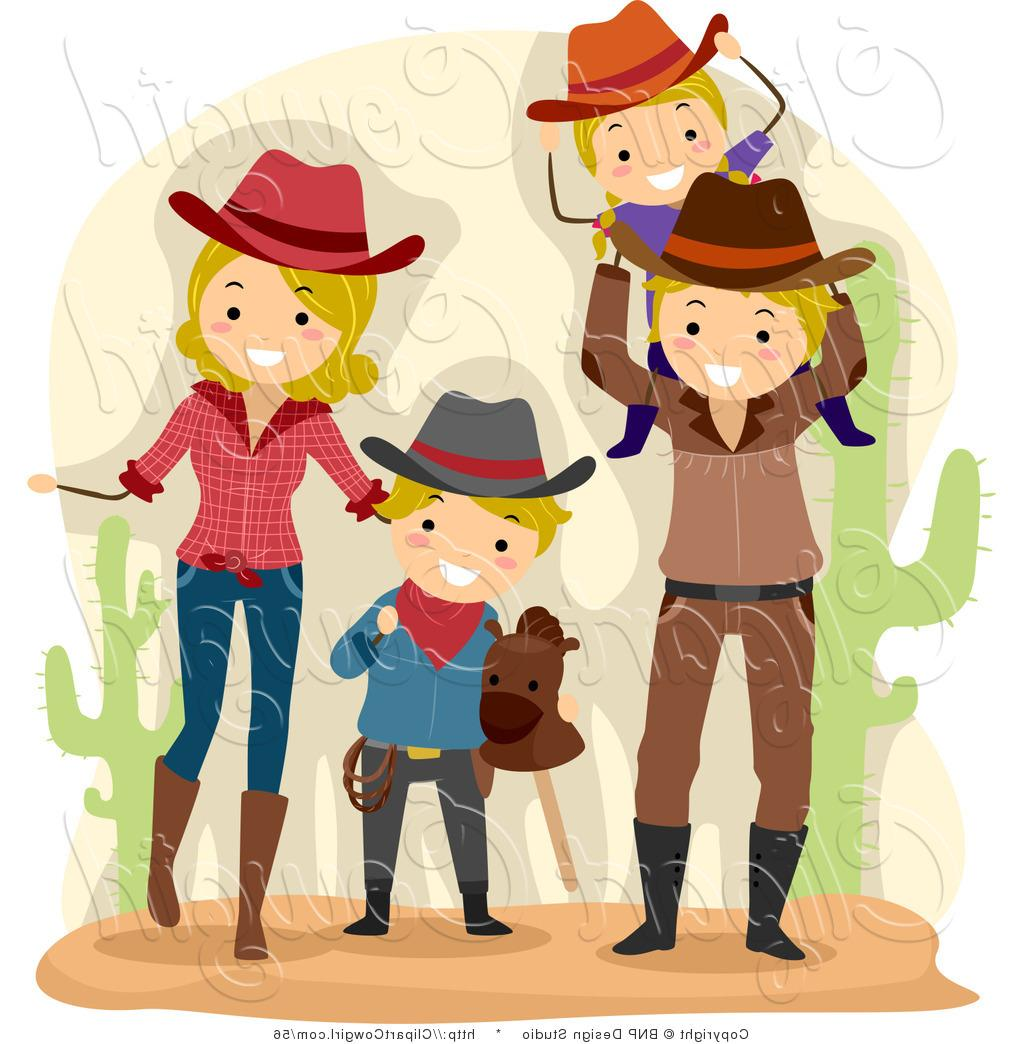 Western clipart cowgirl svg transparent download Top Cowboy And Cowgirl Clip Art Drawing » Free Vector Art ... svg transparent download