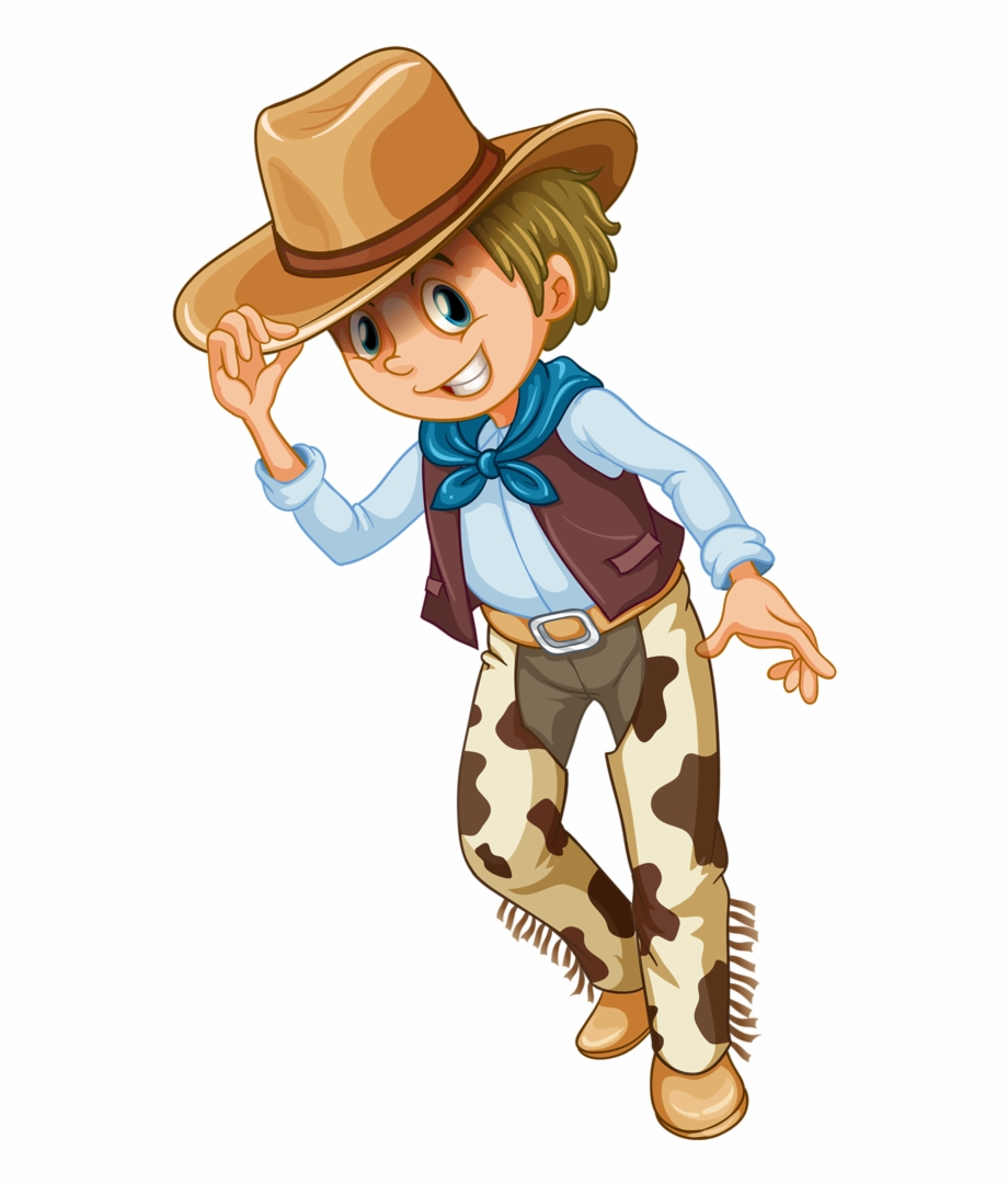 Western clipart transparent png free download Cowboy Clipart Logo - Western Themed Vbs Clipart ... png free download