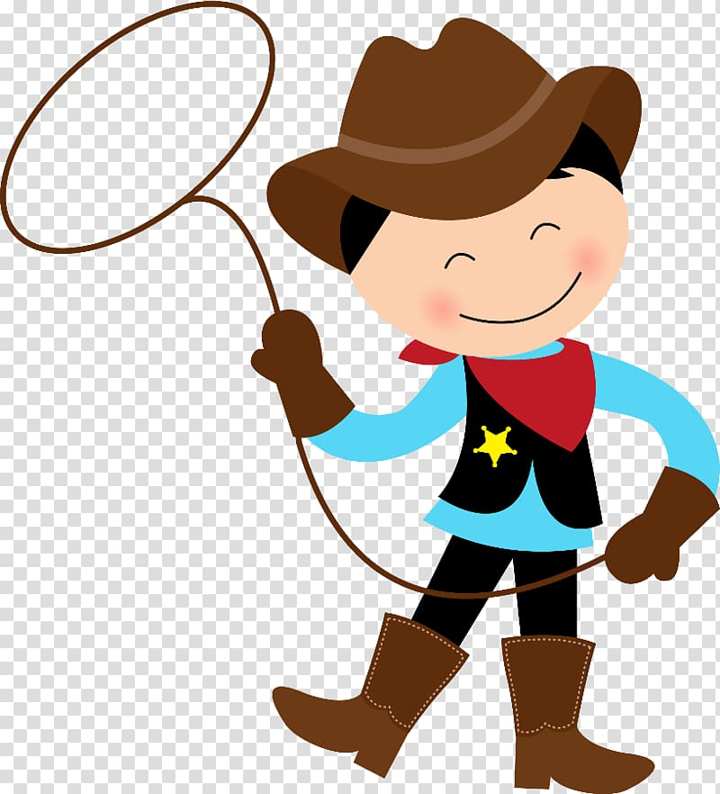 Western clipart transparent png royalty free library Pequeno Cowboy Western , cowboy transparent background PNG ... png royalty free library
