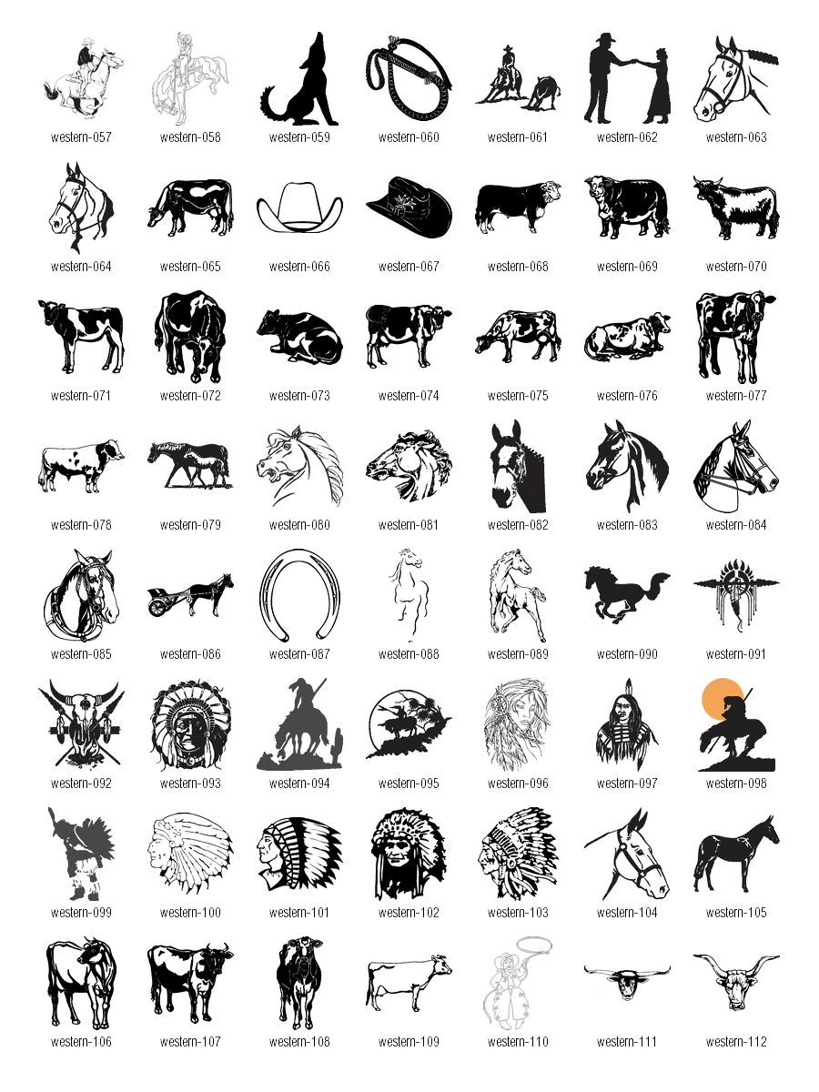 Western clipart vector picture transparent 64+ Free Western Clip Art | ClipartLook picture transparent