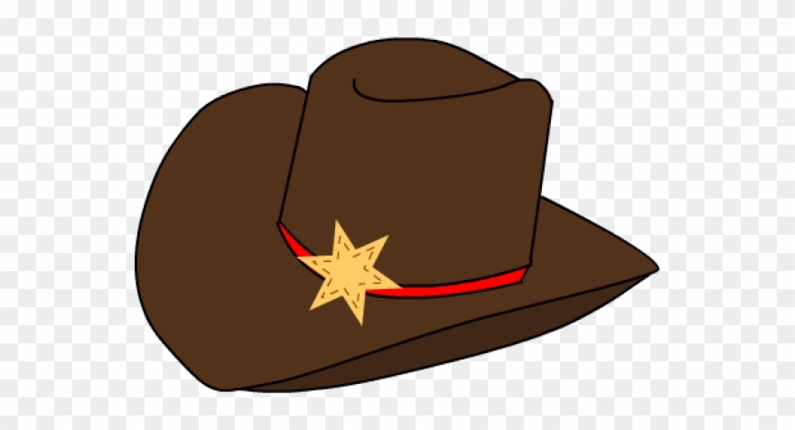 Western dress clipart clipart royalty free download Cowboy Hat Clipart Western Wear - Png Download (#2771643 ... clipart royalty free download