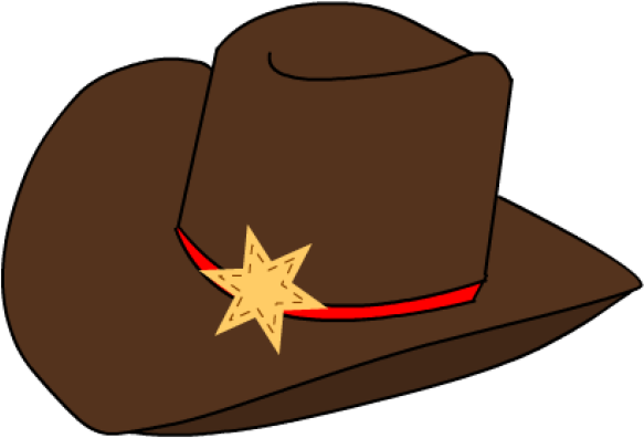 Western cowboy hat clipart clip art library Cowboy Hat Clipart Western Wear - Png Download - Full Size ... clip art library
