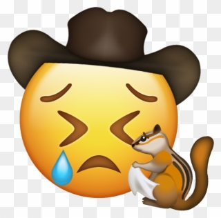 Western emoji clipart jpg freeuse Pick Your Head Up Queen Your Cowboy Hat Is Falling - Cowboy ... jpg freeuse