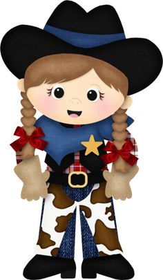 Western girl family clipart svg free stock 49 Best Cowgirl Clipart images in 2019   Cowgirl party ... svg free stock