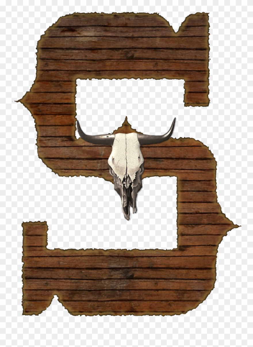Western letters clipart jpg royalty free Alfabeto Western S Whole Letters Pinterest Westerns - Letter ... jpg royalty free