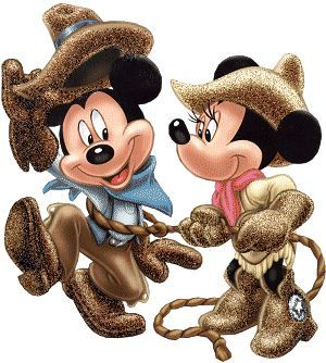 Western mickey clipart clip transparent library western mickey and minnie mouse clipart | Mickey & Minnie ... clip transparent library