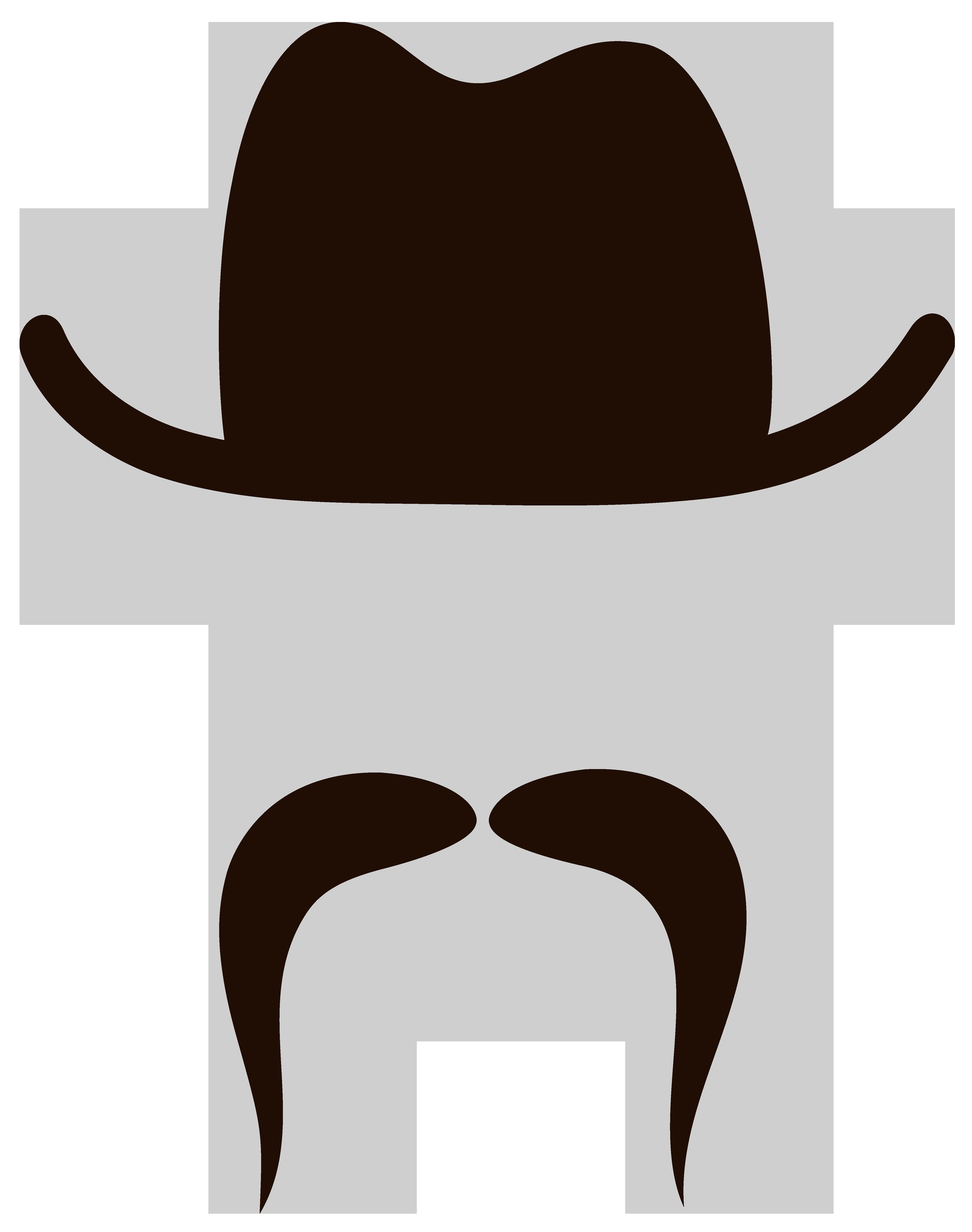 Western mustache clipart clip royalty free stock Western clipart mustache - 31 transparent clip arts, images ... clip royalty free stock