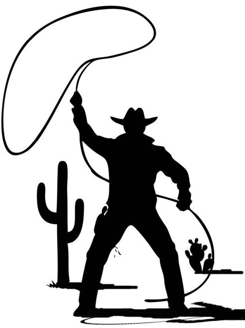 Western nite clipart graphic library library Lasso: Great for Cowboys…..Not for AutoCAD! | Hagerman Blogs ... graphic library library