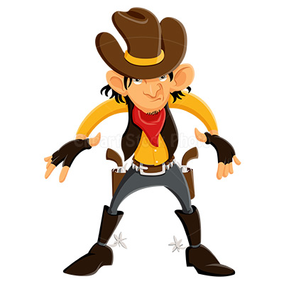 Western showdown clipart png download Free Free Wild West Clipart, Download Free Clip Art, Free ... png download