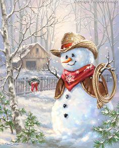Western snowman clipart clip art transparent Free Cowboy Snowman Cliparts, Download Free Clip Art, Free ... clip art transparent