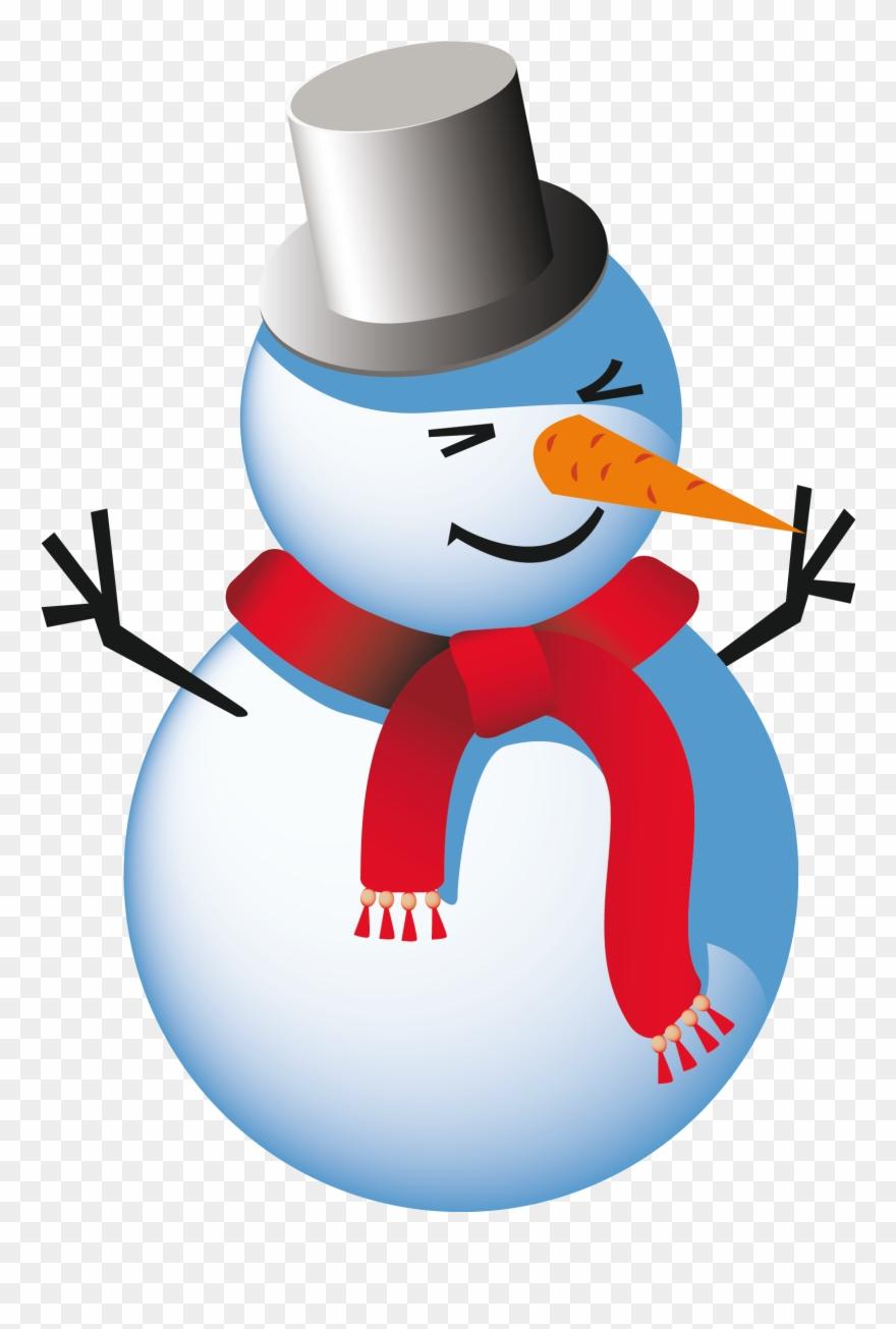Western snowman clipart clip art royalty free download Snowman Clipart - Snowman With No Background - Png Download ... clip art royalty free download