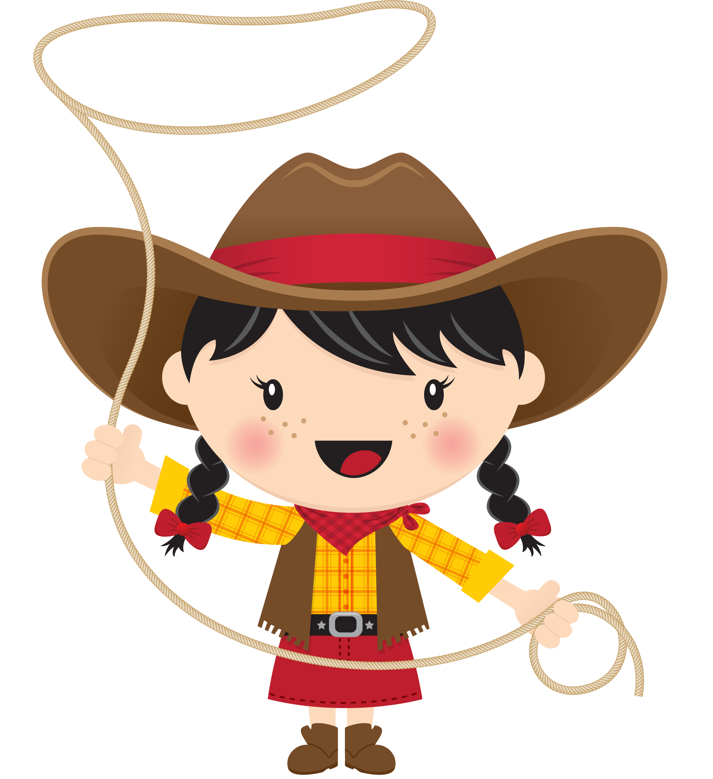 Western thanksgiving clipart clip freeuse stock Black hair with lasso   vaqueros   Pinterest   Black hair, Clip art ... clip freeuse stock
