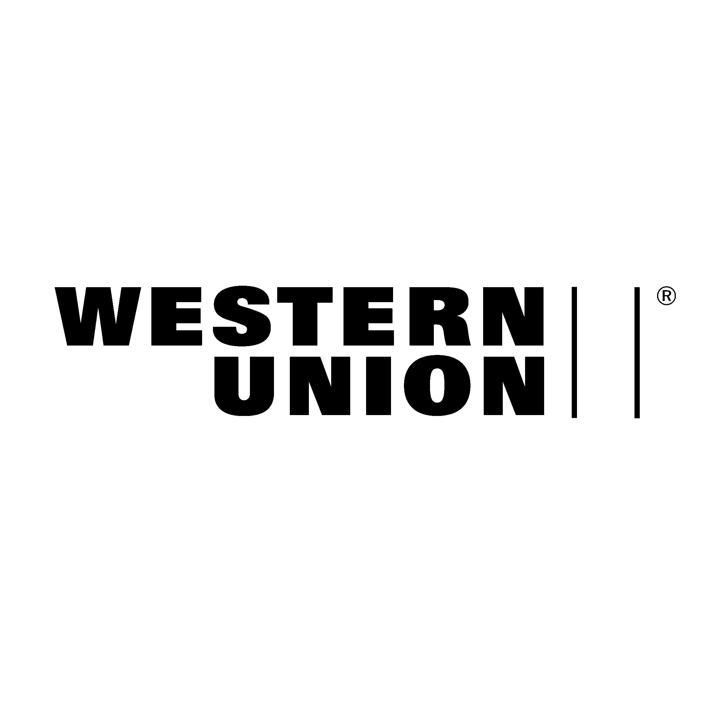 Western union clipart logo