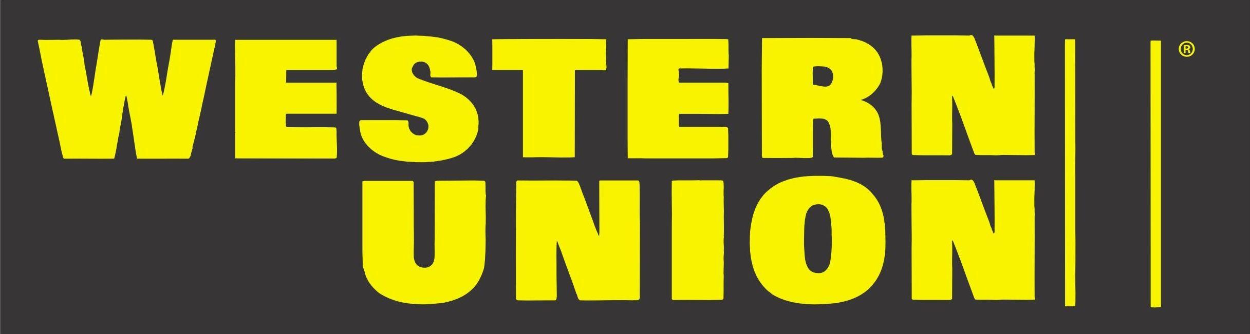 Western union logo clipart clip royalty free download western-union-logo | LogoMania | Union logo, Logos, Vector icons clip royalty free download
