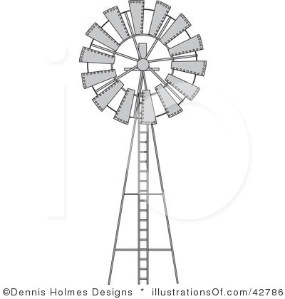 Westernwindmill black and white clipart svg free stock Windmill paintings search result at PaintingValley.com svg free stock