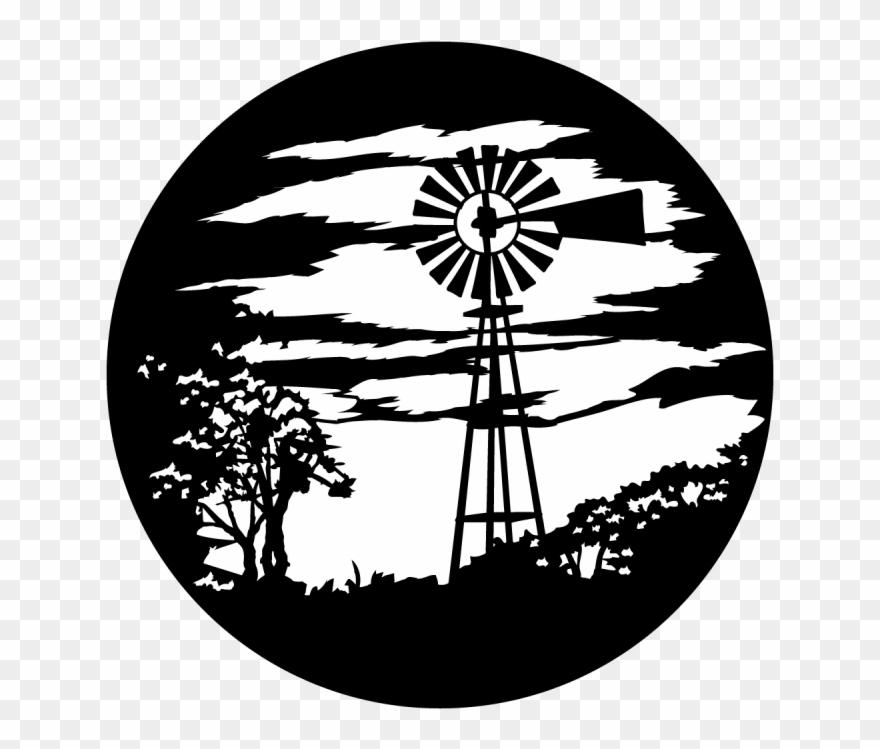 Westernwindmill black and white clipart clipart free Vector Windmill Western Clip Art Stock - Apollo Windmill ... clipart free